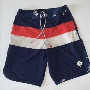 American Eagle Men's Board Shorts, Small